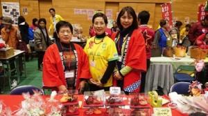 H26年千葉県商工会女性部うまいもん市