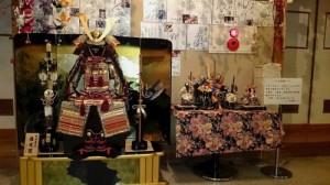 大野荘五月人形②