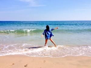 御宿の海①