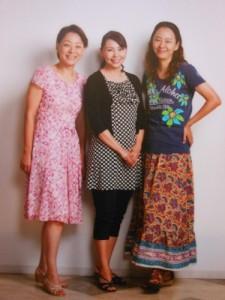 式田家三姉妹