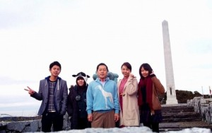 H27年お正月家族写真