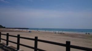 GW御宿の海②