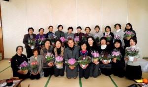 H26年商工会女性部新年会